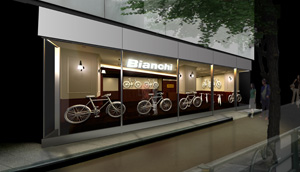 Bianchi Concept Store